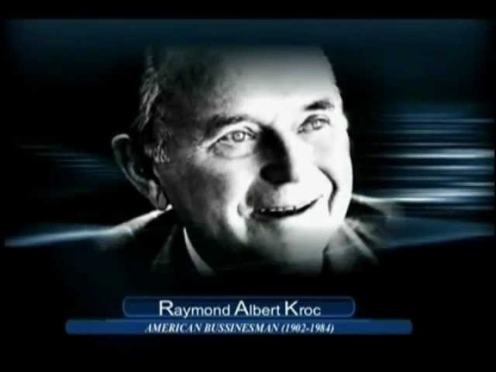 Рей Крок / Ray Kroc (McDonald's) история успеха